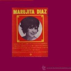 Discos de vinilo: MARUIJITA DIAZ DISCO LP. Lote 12286678