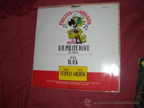 Discos de vinilo: Pauline Black With Sunday Best ?– Pirates On The Airwaves 1984 TUNE X1 uk crysalis - Foto 2 - 32886676