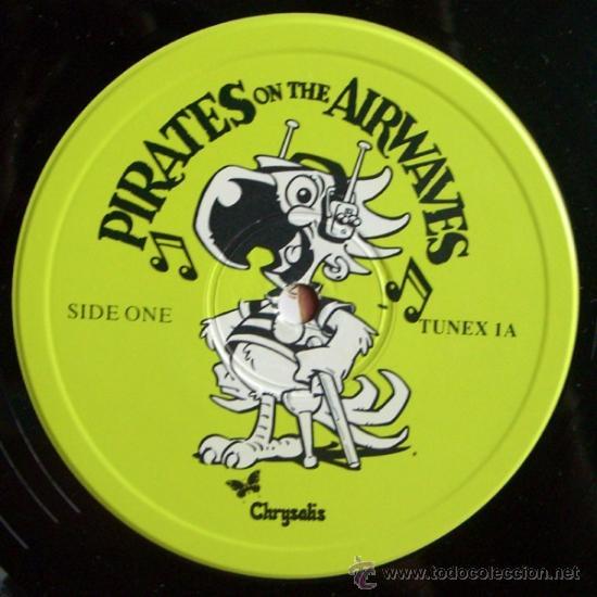 Discos de vinilo: Pauline Black With Sunday Best ?– Pirates On The Airwaves 1984 TUNE X1 uk crysalis - Foto 3 - 32886676