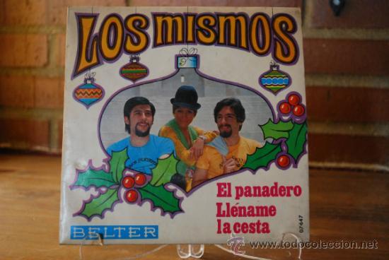 LOS MISMOS (Música - Discos - Singles Vinilo - Grupos y Solistas de latinoamérica)