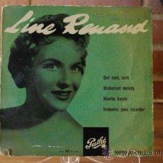 Discos de vinilo: LINE RENAND. Lote 32962641