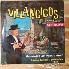 Discos de vinilo: VILLANCICOS. Lote 32984695
