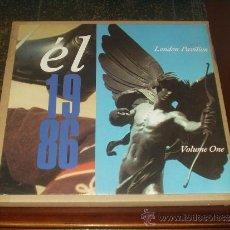 Discos de vinilo: LONDON PAVILION LP EL 1986. Lote 32903578
