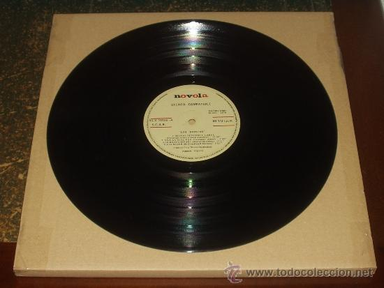 Discos de vinilo: BRINCOS LP MUNDO, DEMONIO, CARNE PROGRESIVO ORIGINAL MUY RARO - Foto 4 - 32904040