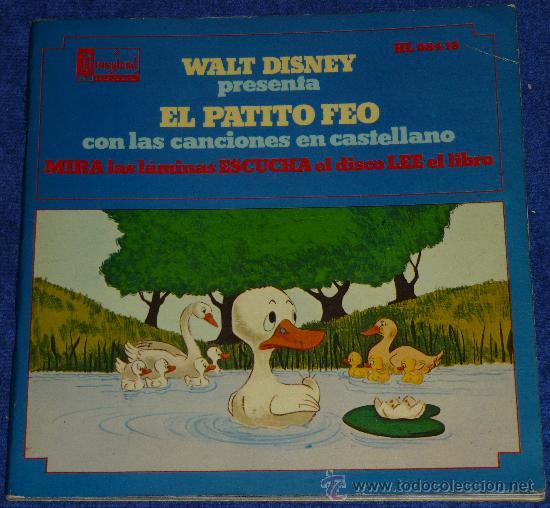 SIMBAD EL MARINO - HISPAVOX - WALT DISNEY - 1972 - CUENTO PARA LEER Y ESCUCHAR (Música - Discos - Singles Vinilo - Música Infantil)