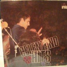 Discos de vinilo: LP ADRIANO CELENTANO, CELENTANO HITS, 12 TEMAS, ARIOLA AÑO 1971. Lote 32913936