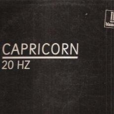 Disques de vinyle: CAPRICORN. Lote 32913392