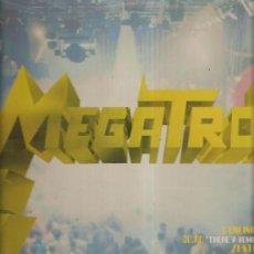 Discos de vinilo: MEGATRON. Lote 32913833