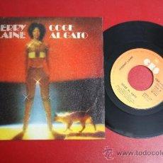 Discos de vinilo: SINGLE DE CHERRY LANE: COGE AL GATO/ CATCH THE CAT, ED. CBS 1978 - REF_50. Lote 32922807