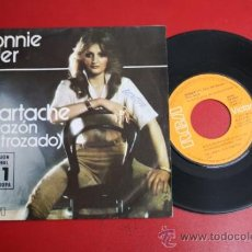 Discos de vinilo: SINGLE DE BONNIE TYLER: IT'S A HEARTACHE, ED. RCA 1977 - REF_51. Lote 32922851