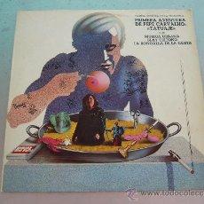 Discos de vinilo: BANDA SONORA.TATUAJE. BLAY TRITONO. LA RONDALLA DE LA COSTA. ZELESTE. EDIGSA. AÑO 1976.. Lote 32921621
