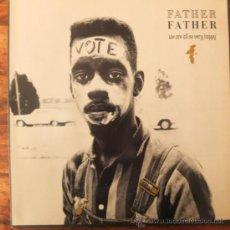 Discos de vinilo: FATHER FATHER -LP-WE ARE ALL SO VERY HAPPY -1991-ALEMANIA. Lote 32921657