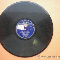 Discos de vinilo: LA PARRANDA. CANTO A MURCIA. REGAL. Lote 32945721
