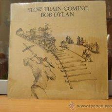 Discos de vinilo: BOB DYLAN - SLOW TRAIN COMING (1979). Lote 32929992
