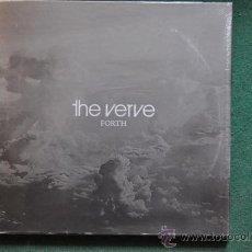 Discos de vinilo: THE VERVE - FORTH (BOX SET: 2 X LP'S + CD + DVD + LIBRO). Lote 32934987