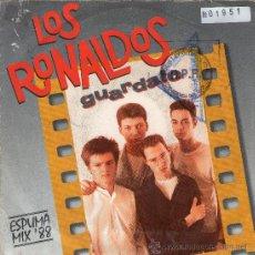 Discos de vinilo: SINGLE - LOS RONALDOS -