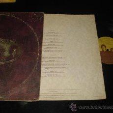 Discos de vinilo: THE BEATLES LP DOBLE 2 LPS DOBLE PORTADA LOVE SONGS INCLUYE ENCARTES. Lote 32948314