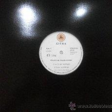 Discos de vinilo: POLVOS DE TALCO , BAXTER ' ELLA ES UN MUERMO + 3 ' 12' MINT CITRA RECORDS CTR-EP-030 1986. Lote 143181861