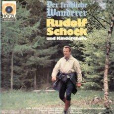 Discos de vinilo: LP ALEMÁN DE RUDOLF SCHOCK AÑO 1969. Lote 32960219