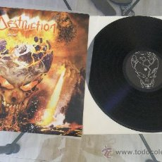 Discos de vinilo: DESTRUCTION THE ANTICHRIST LP KREATOR SODOM SLAYER.... Lote 32963450