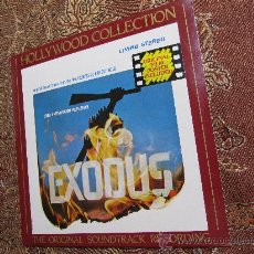 Discos de vinilo: THE ORIGINAL SOUNDTRACK RECORDING- FROM THE FILM ¡¡¡EXODUS BY ERNEST GOLD¡¡¡- LIVING STEREO. Lote 32973172