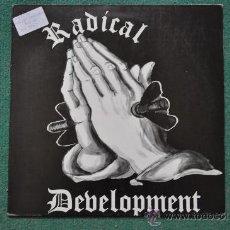 Discos de vinilo: RADICAL DEVELOPMENT - 10