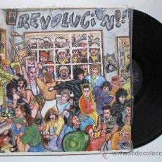 """Discos de vinilo: LP - LA POLLA RECORDS - """"LA REVOLUCIÓN?"""". Lote 207819298"""