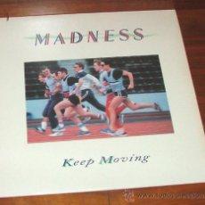 Discos de vinilo: LP VINILO 'KEEP MOVING' (MADNESS). Lote 32987859
