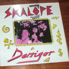 Discos de vinilo: LP VINILO 'DERRIGOR' (SKALOPE). Lote 32988018
