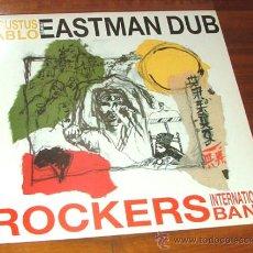 Discos de vinilo: LP VINILO 'AUGUSTUS PABLO PRESENTS EASTMAN DUB' (AUGUSTUS PABLO, ROCKERS INTERNATIONAL BAND). Lote 32996327
