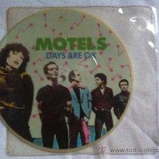 Discos de vinilo: THE MOTELS-DAYS ARE OK-SLOW TOWN 7. Lote 32992035