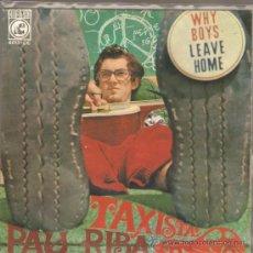 Discos de vinilo: EP PAU RIBA : TAXISTA. Lote 33003645