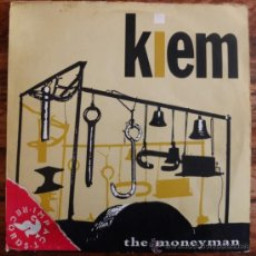 Discos de vinilo: KIEM-THE MONEYMAN-MAXI- 1986-TORSO 12026. Lote 33068783