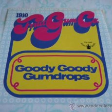 1910 FRUITGUM CO. ( GOODY GOODY GUMDROPS - CANDY KISSES ) 1968-GERMANY SINGLE45