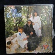 Discos de vinilo: TONY EL GITANO LP. Lote 35399299