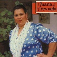 Discos de vinilo: JUANA LA REVUELO - SONAKAY, ORO GITANO . Lote 143704536