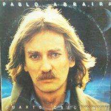 Discos de vinilo: LP ARGENTINO DE PABLO ABRAIRA AÑO 1983. Lote 32992671