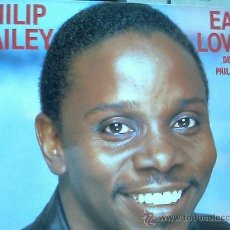 Discos de vinilo: PHILIP BAILEY - MAXI SINGLE (CON PHIL COLLINS). Lote 33033215
