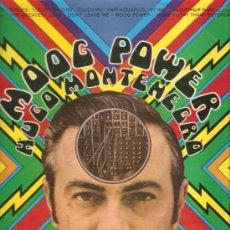 Discos de vinilo: LP HUGO MONTENEGRO : MOOG POWER (TEMAS DE THE DOORS, NILSSON, JIMMY WEBB, ETC . Lote 33035234