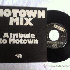"Discos de vinilo: MOTOWN MIX-A TRIBUTE TO MOTOWN 7"". Lote 33040735"