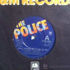 """Discos de vinilo: THE POLICE-DON'T STAND SO CLOSE TO ME-FRIENS 7"""". Lote 33040907"""