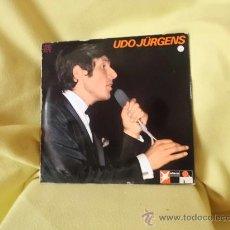 Discos de vinilo: UDO JÜRGENS. Lote 33042147