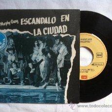 """Discos de vinilo: SPIDER MURPHY GANG-ESCANDALO EN LA CIUDAD-VIS-A VIS 7"""". Lote 33044240"""