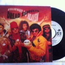 """Discos de vinilo: DREAD ZEPPELIN-STAIRWAY TO HEAVEN-JAIHOUSE ROCK 7"""". Lote 33046104"""