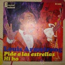 Discos de vinilo: LOUIS ARMSTRONG , PIDE LAS ESTRELLAS. Lote 33049374