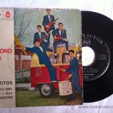 Discos de vinilo: THE DIAMOND BOYS-POPOTITOS-HEY LITTLE GIRL-WHAT'D I SAY...EP 7