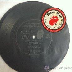 """Discos de vinilo: PETER TOSH-BUK-IN HAMM PALACE-MYSTIC MAN-FLEXI DISC 7"""". Lote 33051473"""