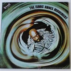 Discos de vinilo: ISAAC HAYES ••• THE ISAAC HAYES MOVEMENT (LP). Lote 33059307