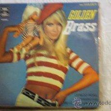 Disques de vinyle: GOLDEN BRASS. ROYAL GRAND ORCHESTRA. EMI 1970. LP. Lote 33067313