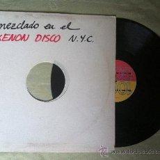 "Discos de vinilo: FLASH BACK OF A GENIUS-MIXED BY CITA & ROGERS 12"". Lote 33067353"